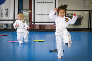 martial arts classes Seattle - Toddler Program