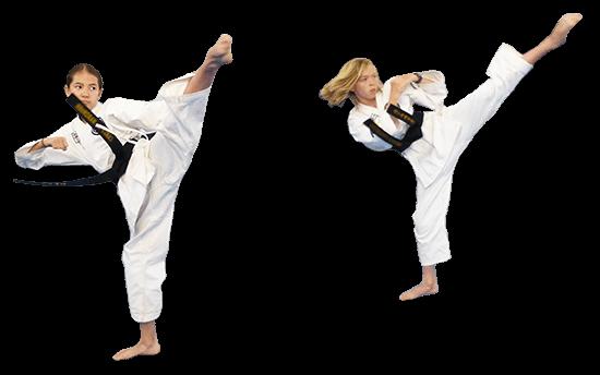 martial arts classes Seattle - Black Belt Teens