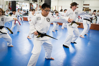 martial arts classes Seattle - Children's Program