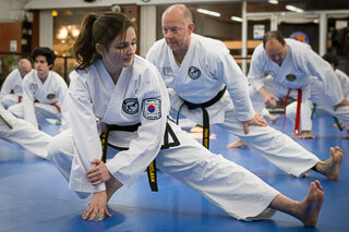 martial arts classes Seattle - adult program