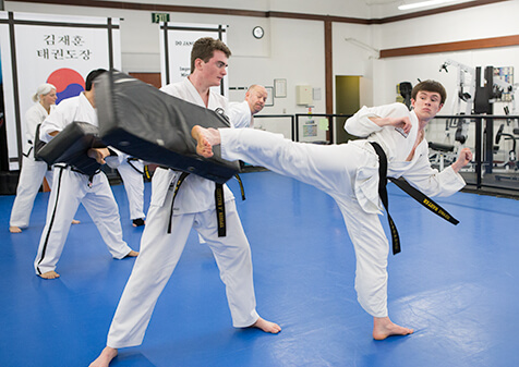 martial arts classes for adults - exercise your mind and body