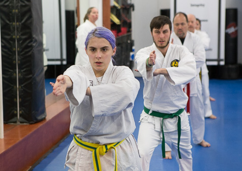martial arts classes for adults - what makes us different